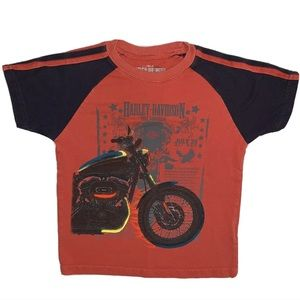 Harley Davidson | Boys 4T Tee Shirt